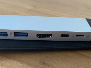 DOCK USB-C MacBook Pro