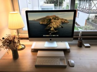 Vends iMac 27″ 2020 état neuf (oct 2020)