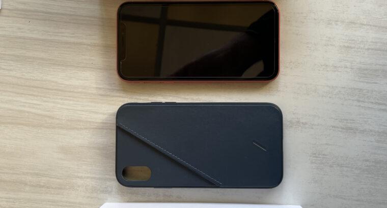 iPhone XR 64GO Corail