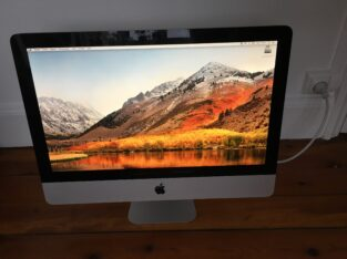 iMac 21.5″ 2010 – 8 Go RAM – 500 Go HDD