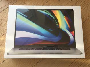 MacBook Pro 16 pouces neuf sous blister