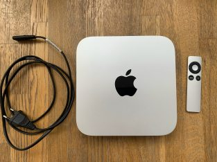 Mac mini 2011 Intel Core i5 750Go 8Go RAM