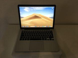MacBook Pro Retina 13″ i5 2,7Ghz – SSD 256Go – 8Go