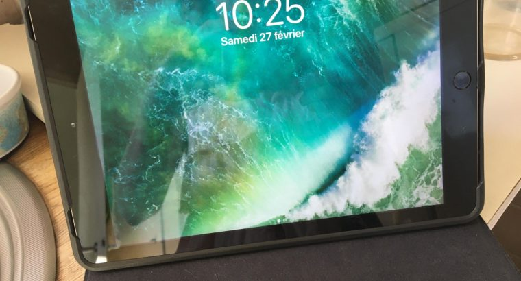 iPad 5 128 Go gris
