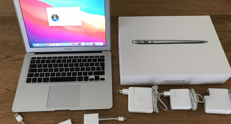 "MacBook Air 13,3"" 8Go RAM, SSD 128Go"