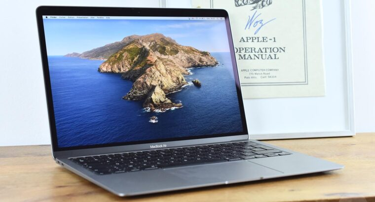 MacBook Air 2020 13″ Core i5 256Go – RAM 16Go