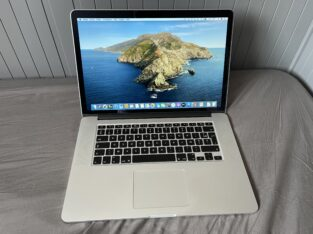 MacBook Pro 15 pouces Retina Mi-2012