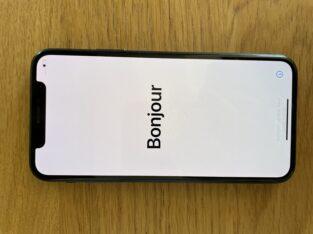 iPhone X – 256Go sans Face ID