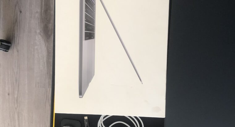 Macbook Pro 15 Touchbar 2016 Space Grey (QWERTY U)