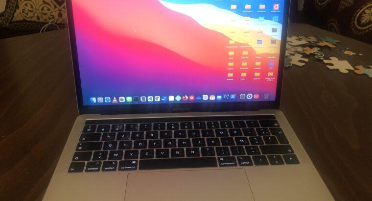 Macbook Pro 2019 13 pouces – sous garantie
