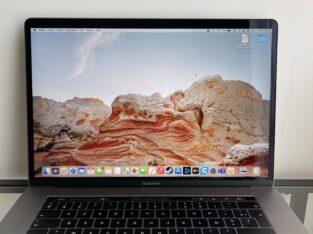 MacBook Pro 15 pouces 2019