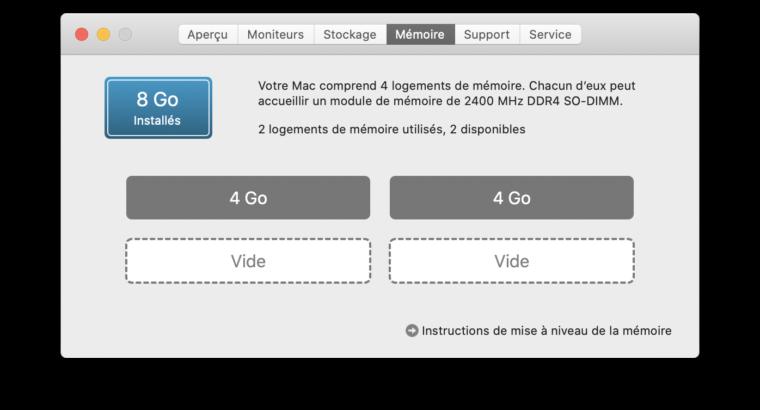 iMac 5K 27″ 2017 – i7 4,2GHz – 2To FD