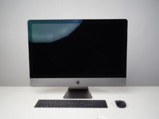 IMac Pro – Intel Xeon 8c – 64go RAM – 1to SSD