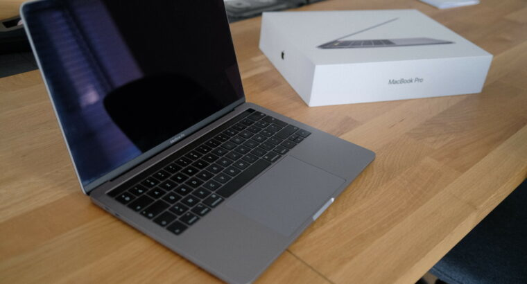 Macbook pro 13″ avec touch bar & Apple care +
