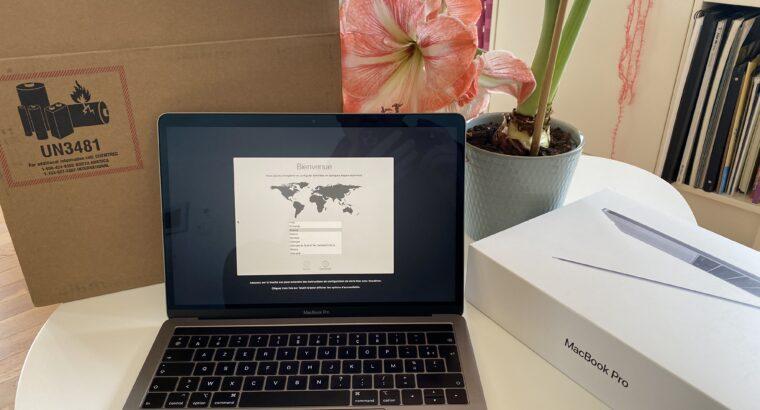 Macbook PRO 2019 – 1 To / 16 Go / i5 sous garantie