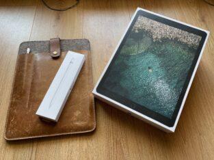 iPad Pro 12.9 2em Gen 64 Go Wifi + Pencil + Housse