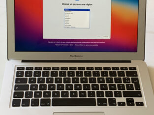 MacBook Air 13,3″ 8 Go 512 Go