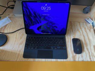 Magic Keyboard iPad Pro 12,9» 2020 +Magic Mouse 2