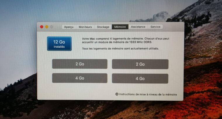 iMac 21.5″ ( mi 2011) i5 – 2,7 GHz