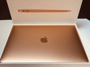 "MacBook Air 13"" i7 2020 garantie Apple, Gold"