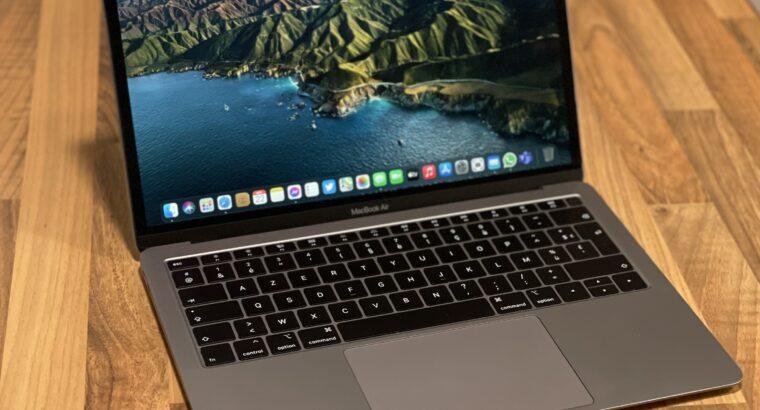 MacBook Air 2018 – Core i5 – SSD 128go