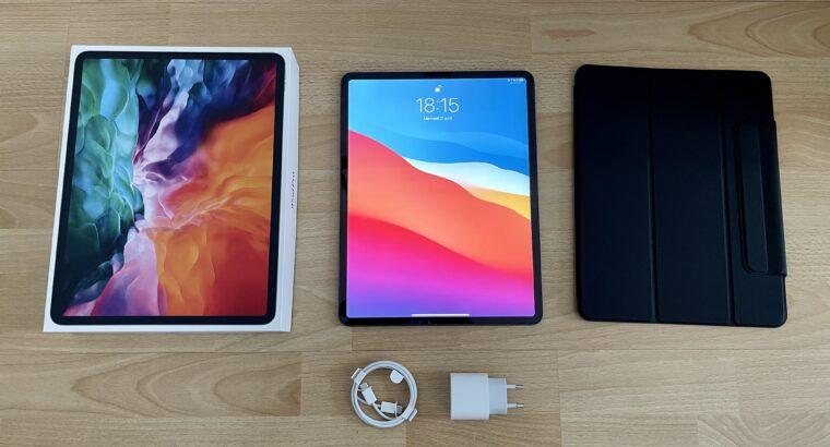 iPad Pro 2020 12,9 – 512 GB – gris sidéral – AC+
