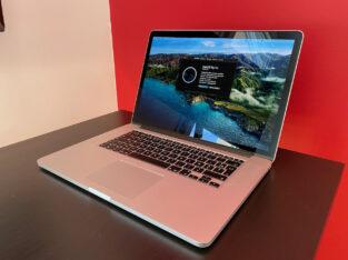 "Apple Macbook Pro 15"" 1To i7"
