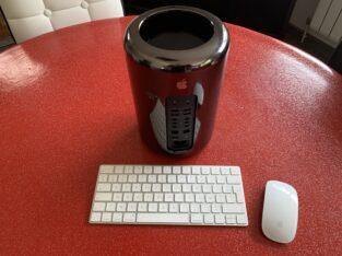 Mac Pro 2016 24 coeurs