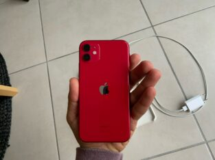 iPhone 11 rouge 256Go