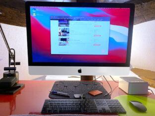 iMac 5K 27″ RAM 48Go SSD 256Go