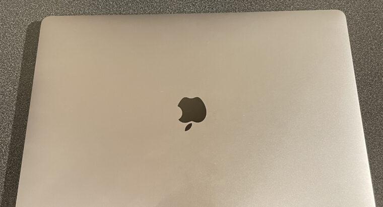 MacBook Pro 16 pouces 2019 1To, 32 Go de Ram