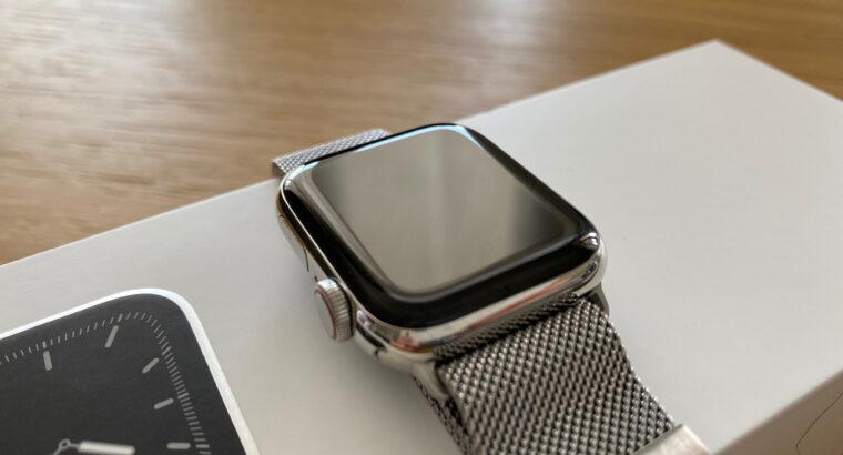 Apple Watch série 5 Inox 40mm