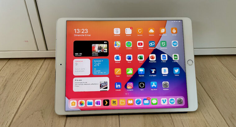iPad Pro 10,5» 2017 256Go WiFi + Cellular