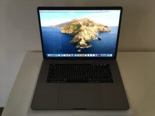 MacBook Pro Touch Bar 15″ i7 2,6Ghz SSD 512Go 16Go