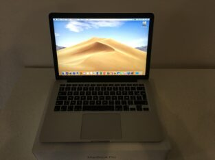 MacBook Pro Retina 13″ i5 2,7Ghz SSD 256Go 8Go