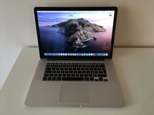 MacBook Pro Retina 15″ i7 2,2Ghz SSD 512Go 16Go