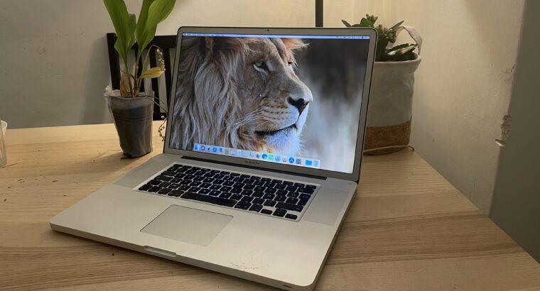 MacBook Pro (17 pouces, début 2011)