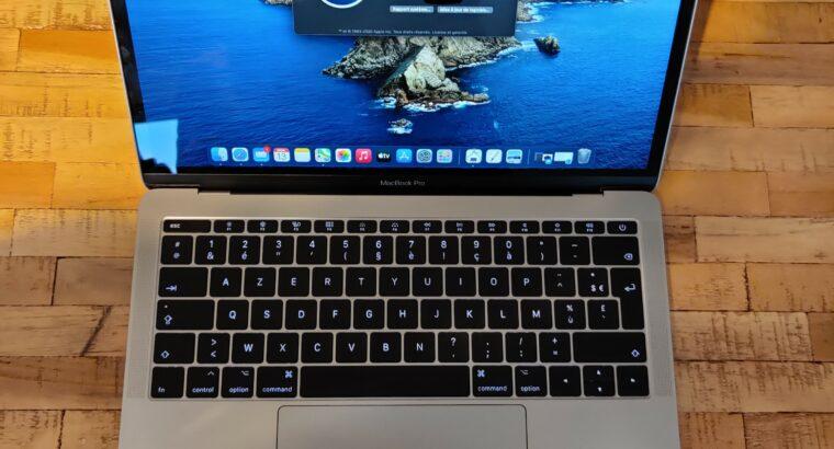 MacBook Pro 2017 i5 2,3Ghz 256go – 16go RAM