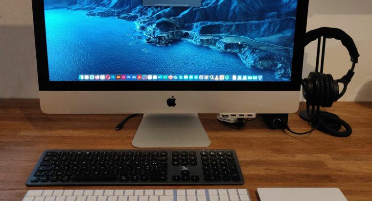 Apple iMac 27 pouces 5K 2017 i7 40Go 512Go SSD