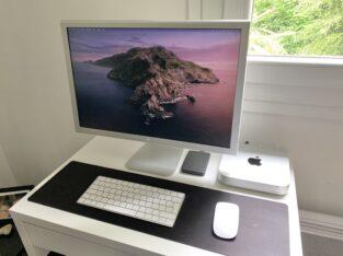 Mac Mini late 2014 + Ecran Cinema Display