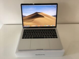 MacBook Pro Touch Bar 13″ i5 2,9Ghz-SSD 512Go-8Go