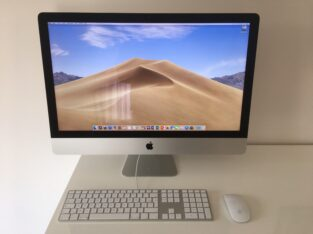 iMac 27″ Retina 5K i7 4Ghz Fusion Drive 1To 16Go