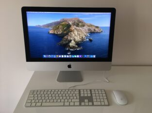 iMac 21″ Retina 4K Core i5 3Ghz SSD 256Go 16Go