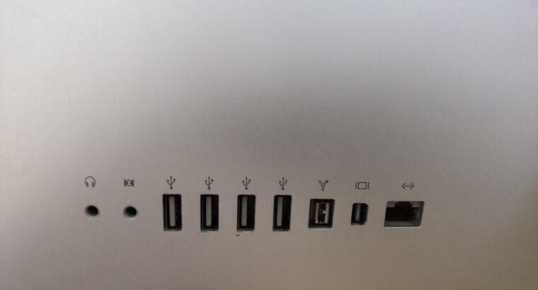 iMac 27″ mi-2010 i7 – 16go 128go SSD 1To stockage