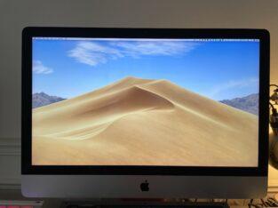 iMac 27″ 5K fin 2015 i7 4GHz 24Go RAM 2To Fusion
