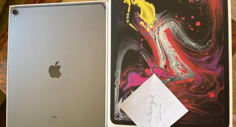 iPad Pro 12.9 WiFi 1 TB / 2019 Facture