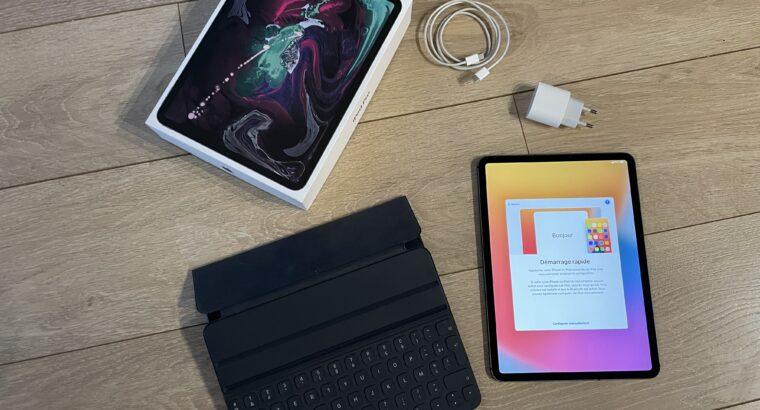iPad Pro (11 pouces) 256 Go – Wifi + Cellular