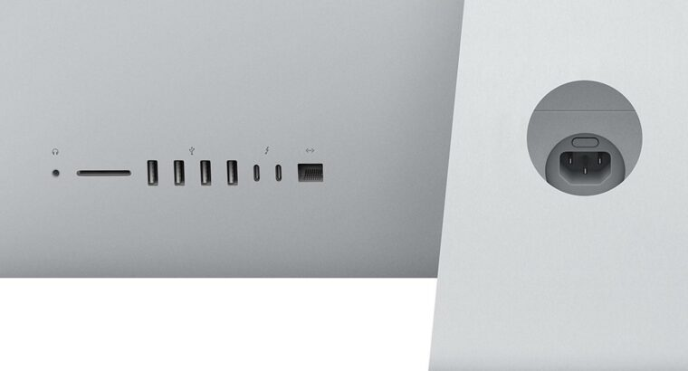 iMac 27 pouces Core i9 3,6 GH 32GB RAM ★ NEUF ★