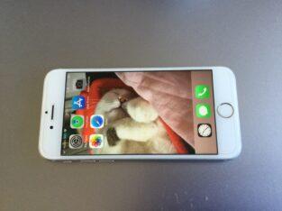 iPhone 6s 64Go argent très bon état