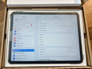iPad Pro 11″ – 256Go – remplacé à NEUF non déballé